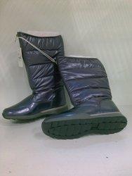 Buffy Girls' Tall Pack Winter Boots - Purple - Size: 1