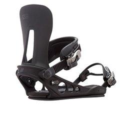 K2 Men's Lien AT: Snowboard Bindings (Black, Large)