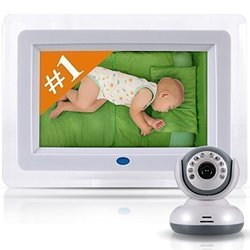 "7"" LCD Baby Monitor with WiFi Signal and Digital Camera (SXPXAGSGHAVGD)"