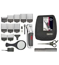 Wahl 9655 18 Piece Rechargeable Haircut Kit