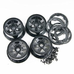 Wheel and Rims Bead Lock for HPI ROVAN KM Baja 5B SS