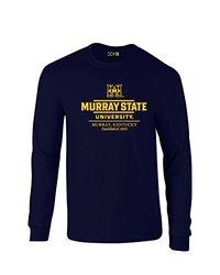 SDI NCAA Murray State Racers Classic Men's T-Shirt - Navy - Size: L