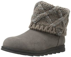 Muk Luks Women's Patti Ankle Boots - Moccasin - Size: 11
