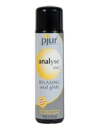 Pjur analyse me relaxing anal glide - Package Of 8 - 3.38 Ounce