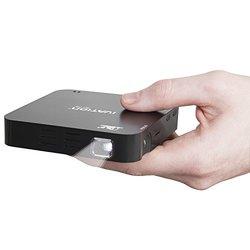 Ivation IVPJMP70B DLP Projector - Black (IVPJMP70)