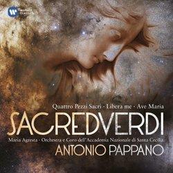 Sacred Verdi  / Antonio Pappano