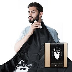Darwins Trim Your Beard in Minutes Beard Catcher