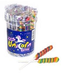 Adam & Brooks Unicorn Mini Pops - Pack of 36