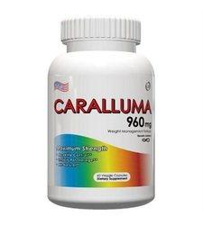 Genetic Solutions Caralluma Fimbriata-Clinical Strength Appetite Suppressant, Non Stimulating, Caffeine Free, 60 Capsules