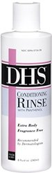 DHS Conditioning Rinse with Panthenol Fragrance Free (236 ml) 8 oz