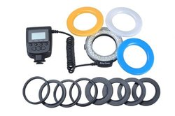 Commlite Macro Ring Flash for Canon/Nikon/Olympus/Pentax Camera