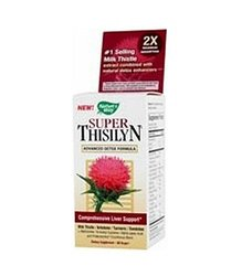 Nature's Way Thisilyn Liver Support Milk Thistle - 100 Vcaps