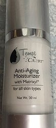 Anti Aging Moisturizer - The Best Moisturizer for Anti Wrinkle & Skin Tightening Night Cream. Tempt by Cazbe Skin Care Products Rejuvenate your youthful glow