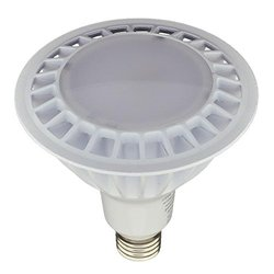 LEDwholesalers PAR38 Dimmable LED Wide Angle Flood Light Bulb