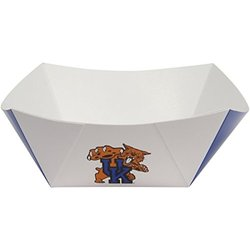 Kentucky Game Day Food Trays - 25 Pack
