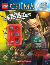 Lego Legends of Chima: Wolves and Crocodiles - Activity Book #2