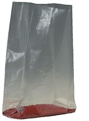 "Bauxko 20"" x 10"" x 36"" Gusseted Poly Bags, 3 Mil, 50-Pack (xPB1682-50)"