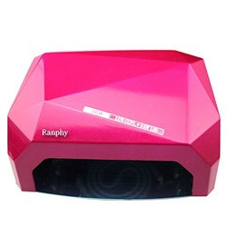 Ranphy 36W LED Nail Dryer and Curing Lamp Machine