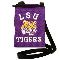 NCAA Louisiana State Tigers Game Day Pouch
