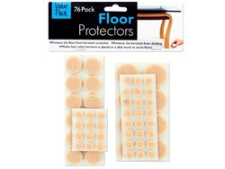 Floor Protectors Furniture Leg Pads Felt Craft - HDDLFLPROT01