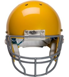 Schutt Sports OPO-XL Super Pro Carbon Steel Football Faceguard, Gold