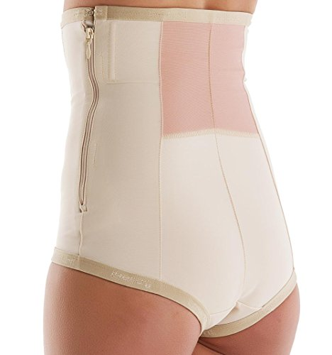 7b5bcfb0dfa ... Postpartum Support Girdle Belt w zipper Support Belly Band Medical-Grade  Compression Bellefit ...