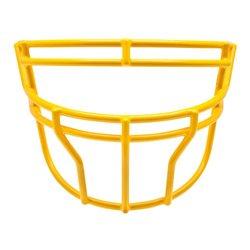 Schutt Sports SROPO-DW-XL Super Pro Stainless Steel Varsity Football Faceguard, Gold