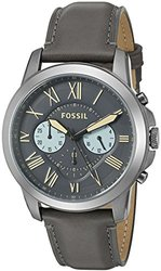 Fossil Mens' Watches: Grant Fs5183