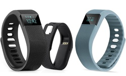 Upgraded Sportech Bluetooth Fitness Bracelet - Blue