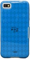 Katinkas Soft Cover for BlackBerry Z10 - Blue