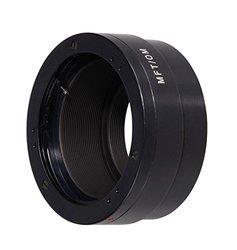 Novoflex Olympus OM to Micro Four Thirds Lens Adapter