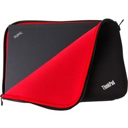 "Lenovo 4X40E48911 Carrying Case for 15.6"" Notebook - Black, Red"