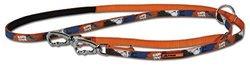 Nipper & Chipper X-Trm Dog 7-Way Lead, Small, Orange