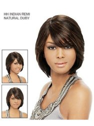 It's a Wig 100% Indian Remi Human Hair - Color 2