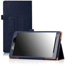 "Famavala PU Leather Tablet Case for 7"" Lenovo Tab 2 - Blue"