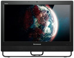 Lenovo ThinkCentre M93z All-in-One Computer - Intel Core i5 i5-4570S 2.90 GHz - Desktop - Business Black 10AD0022US