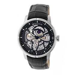 Heritor Automatic Ryder Men's Watch: Black/4602