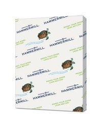 Hammermill Recycled Colored Paper, 20lb, 8-1/2 x 11, Pink, 500 Sheets/Ream