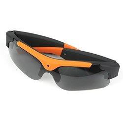 Napoer Hd 1080p Eyewear Video Recorder Sunglasses Camera Recording Dvr Glasses Camcorder+ Free One Pair Lens