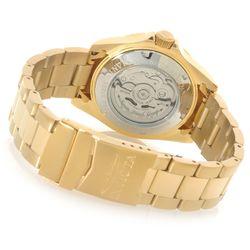 Invicta Men's 40mm Pro Diver SS Bracelet Watch w/ 1 Slot DCase - Gold/Blue