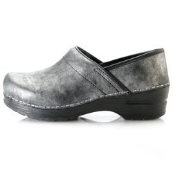 "Sanita ""Margo"" Women's Leather Clogs - Black - Size: 42 (US 10.5-11)"