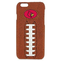 NCAA Louisville Cardinals Classic Football iPhone 6 Case, Brown