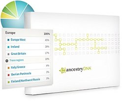 Ancestry DNA Advance Genetic Testing DNA Test