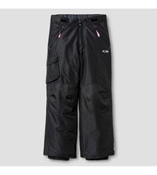 C9 Champion Girl's Snow Pants - Ebony Solid -Size: XS