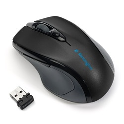 Kensington Pro Fit Wireless Mid-Size Mouse - Black
