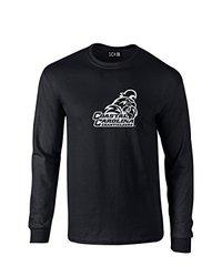 NCAA Coastal Carolina Chanticleers Mascot Foil Long Sleeve T-Shirt, XX-Large, Black