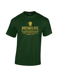 NCAA North Dakota State Classic Seal T-Shirt, XX-Large, Forest
