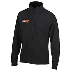 NCAA Auburn Tigers Summit Soft Shell Jacket, Small, Black