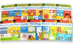 Scholastic Children's Wipe-clean Book Paperback 2015