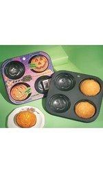 Rubie's Dishwasher Safe Halloween Pumpkin Cake Pan